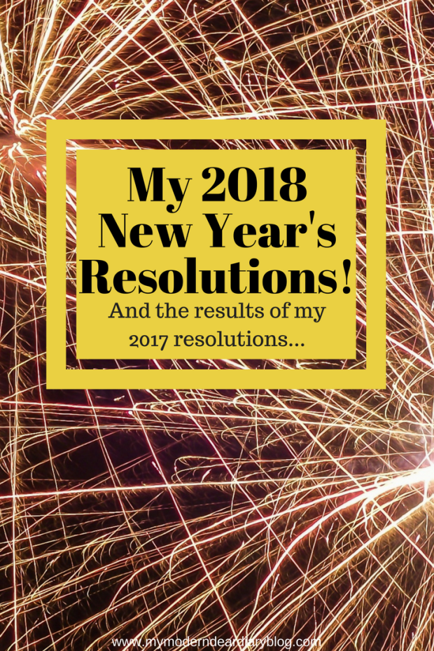 My 2018 New Year's Resolutions!.png