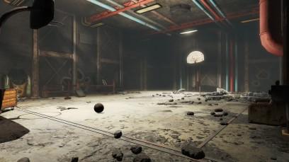 basketball court boston mayoral shelter