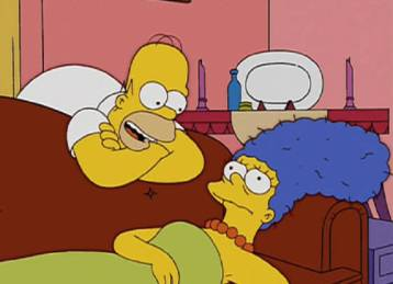 homer-and-marge