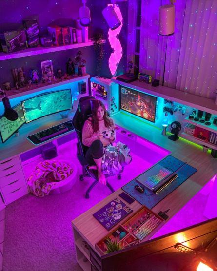 girl gamers 1